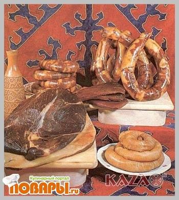 Казахстанская кухня рецепты с фото