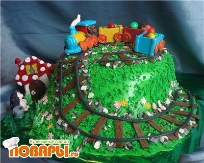 Форум повары ру gt детские торты
