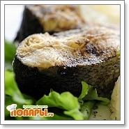 Рыбка Толстолобик «Из духовки»