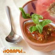 Томатно-мятный соус