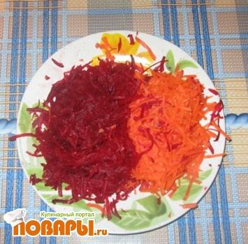 """Красный борщ """"Любимый"""" – кулинарный рецепт"""