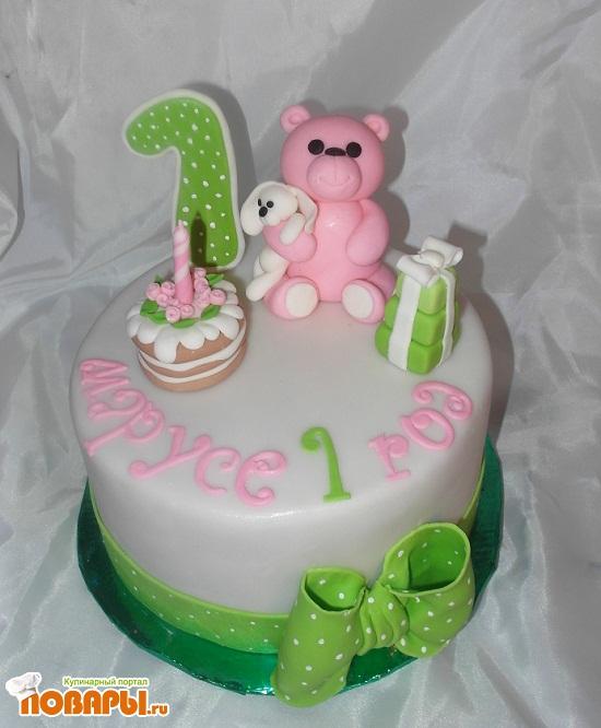 Фигурки для детского торта своими руками