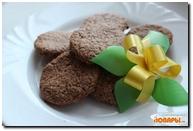 Овсяное печенье с корицей, гвоздикой и имбирем
