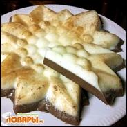 Шоколадно-молочное желе (диета Дюкана)