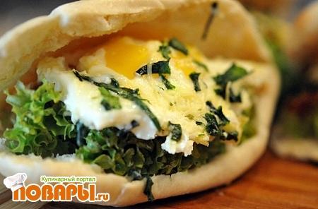 бутерброд утренний