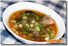 Азербайджанский суп - Пити