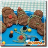 Шоколадные кексы без масла!