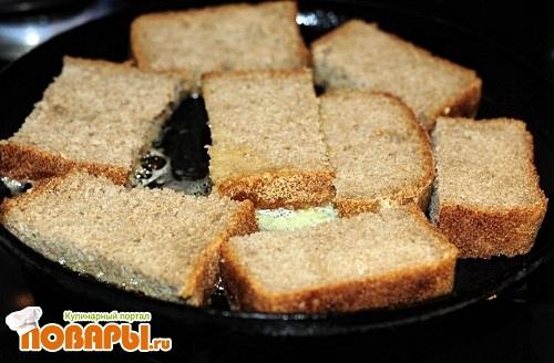 хлеб, бутерброды