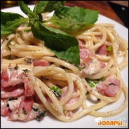 Спагетти Карбонаре