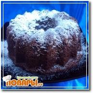 Постный сочный кекс  Постный сочный кекс