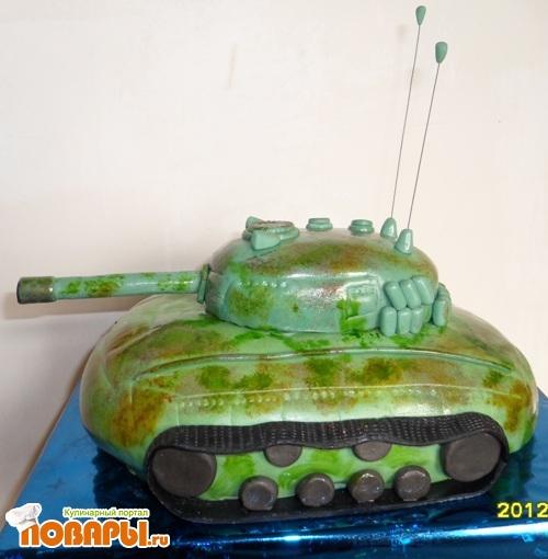 Торт паруса цвета мечты