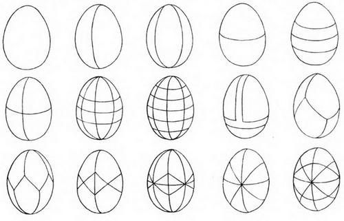 Орнаментальные схемы (сетки)
