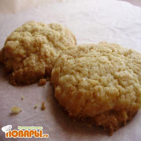 постное печенье для колбасы