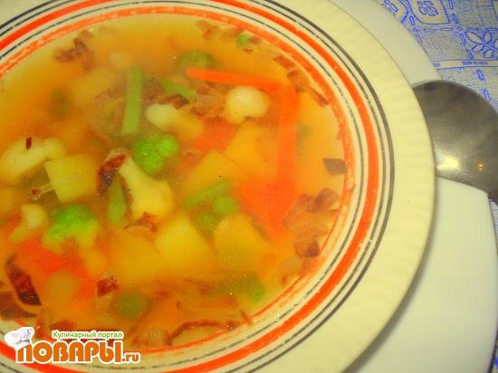 Замороженными овощами рецепт с фото пошагово