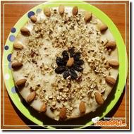 Постная сказочная «маковка» с изюмом и орехами