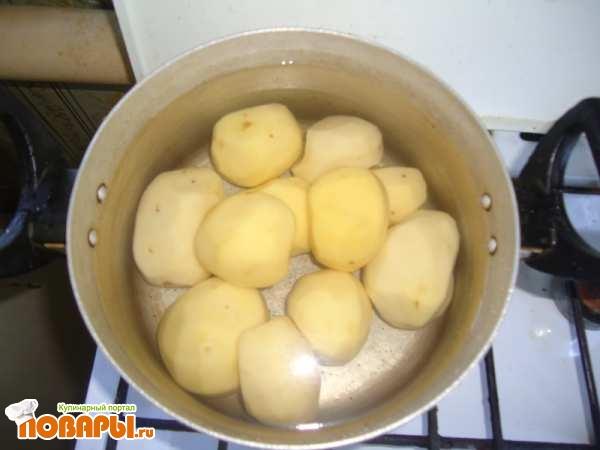 котлеты рецепт приготовления с добавлением картофеля