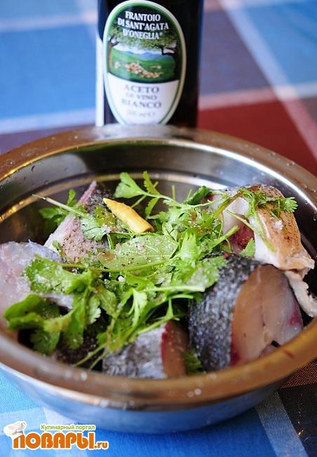 Запекаем красную рыбу в духовке в фольге рецепт с фото