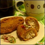 КорвИче (пирожки из банан и рыбы по эквадорски)  КорвИче (пирожки из банан и рыбы по эквадорски)