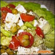 Салат на ужин
