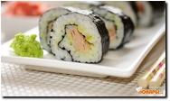Суши обычные с тунцом