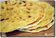 Ремейк на рецепт Индийских чапати
