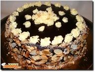Торт «Шоколадная страсть»