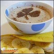 Банановый суп-пюре