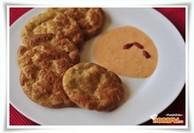 Хлебцы десертные (Диета Дюкан). ЧБ