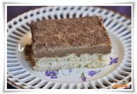 Тортик «Антракт» (Диета Дюкан). ЧБ