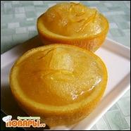 Апельсиновый шербет.