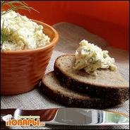 Яичное масло для бутербродов