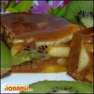 Десерт фруктовый без сахара
