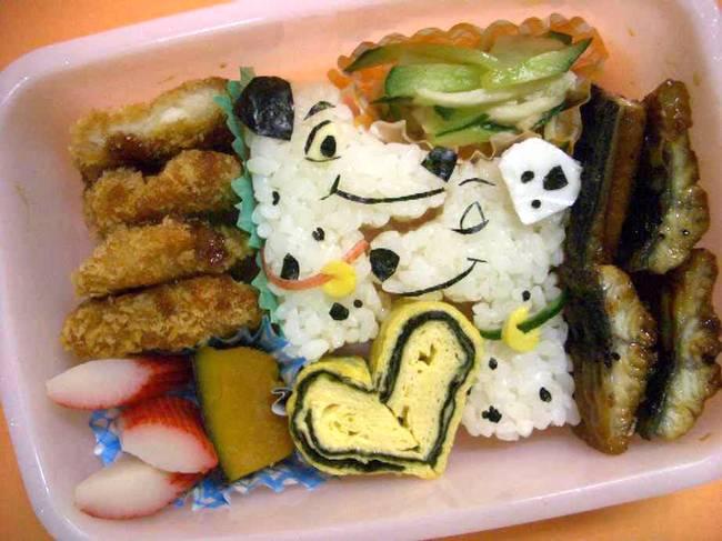 Бэнто - искусство собирать обед