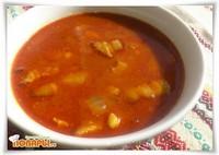 Бограч. Венгерский суп