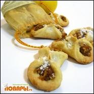 Elmali kurabiye или Яблочное печенье