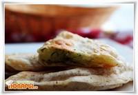 Отрубные картофельные чебуреки (веганские чебуреки с картофелем и зеленью)