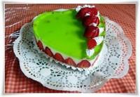 Суфлейно-желейный тортик