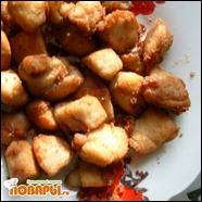 Карбонад из куриного филе
