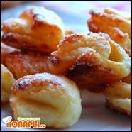 Творожное печенье (простой рецепт)
