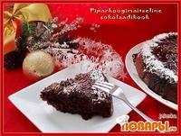 Шоколадный пирог с пряностями (Piparkoogimaiseline sokolaadikook)  Шоколадный пирог с пряностями (Piparkoogimaiseline sokolaadikook)
