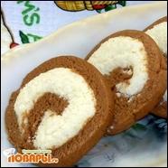 Печенье Спиральки шоко-коко
