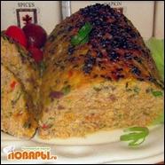Митлоф или американский мясной хлеб
