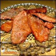 Мясо под мексиканским маринадом