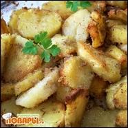 Картофель-хрустик