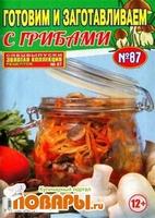 Золотая коллекция рецептов. Спецвыпуск №87 (июль 2015). Готовим и заготавливаем с грибами