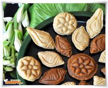 Шондеш - бенгальская сладость из творога