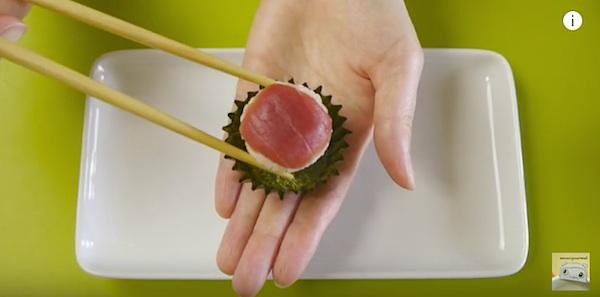 Суши-капкейки
