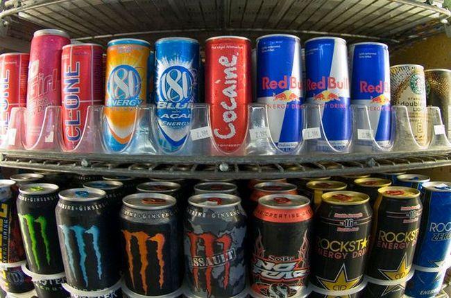 Что будет, если пить по 5 банок энергетика в день