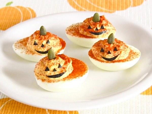 5 новых оригинальных блюд для Хэллоуина
