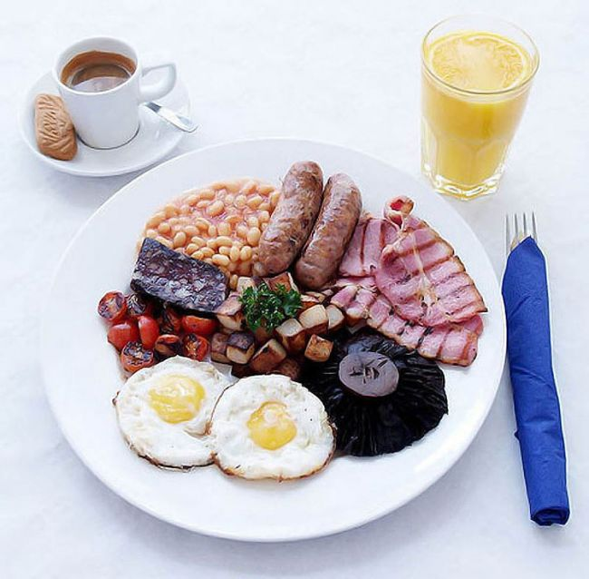 Топ-7 самых вкусных завтраков